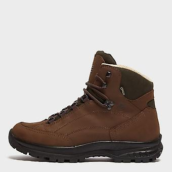 New HANWAG Men's Alta Bunion GORE-TEX Walking Boots Brown