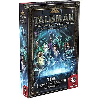 Talisman: The Lost Realms Expansion Board Game