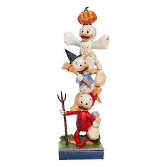 Halloween pinottu Huey, Dewey ja Louie Disney Perinteet Figurine