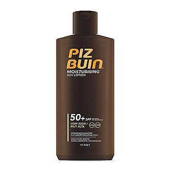 3 x Piz Buin Moisturising Sun Lotion SPF50 - 200ml