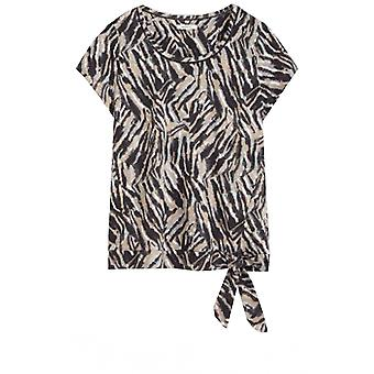 Sandwich Clothing Animal Print Jersey T-Shirt
