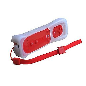 Motion Sensor Remote Controller- Wired Nunchuck Combo For Nintendo Wii Console