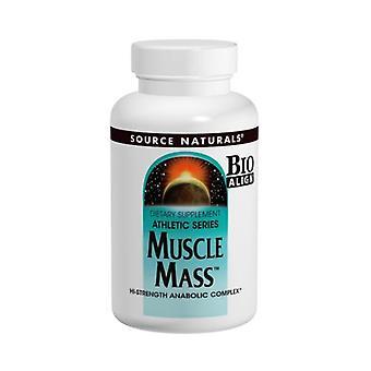 Quelle Naturals Athletic Series Muskelmasse, 60 Tabs