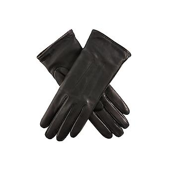 Women's Lambswool Lined Leather Gloves