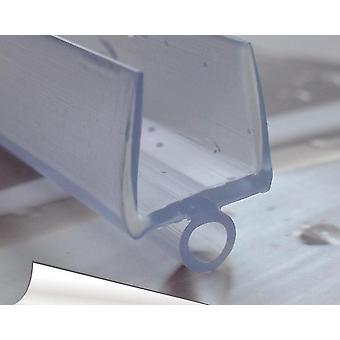 badekar dusj skjerm gummi, vanntett glass beskyttelse strimler