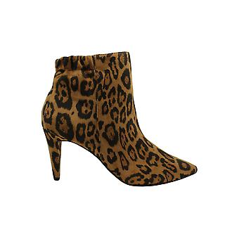 Enzo Angiolini Womens Philoni Suede Pointed Toe Ankle Fashion Boots