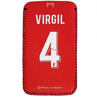 Liverpool Phone Sleeve Van Dijk