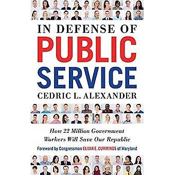 Zur Verteidigung des öffentlichen Dienstes: Wie 22 Millionen Staatsbedienstete unsere Republik retten werden