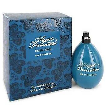 Agent Provocateur Blue Silk By Agent Provocateur Eau De Parfum Spray 3.4 Oz (women) V728-543343