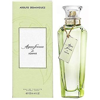 Adolfo Dominguez Agua Fresca de Azahar Collectors Edition Eau de Toilette 120ml EDT Spray
