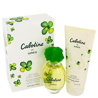 Cabotine Perfume by Parfum Gres Gift Set 1