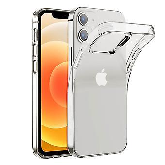 iPhone 12 Mini Shell - Gjennomsiktig 5,4 tommer