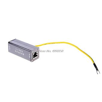 Ethernet hálózati kártya Rj45 túlfeszültség-védő Thunder Lightning Levezető