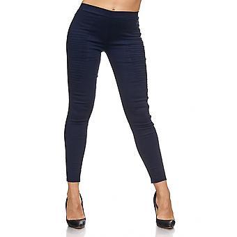 Kære Biker Treggings sexet bukser Tube Jeans strække Skinny Hipsters Tube Jeggings