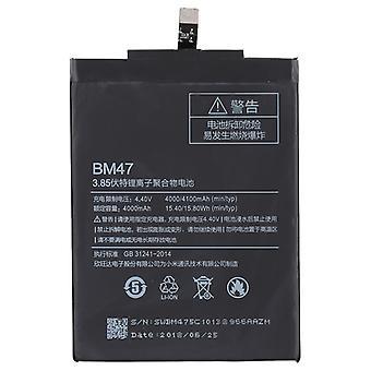 4000mAh لي بوليمر البطارية BM47 ل Xiaomi Redmi 3