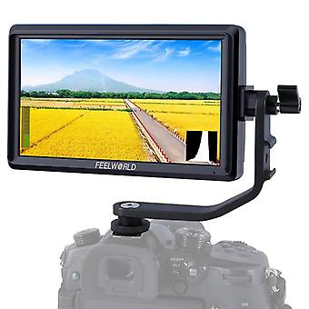 FEELWORLD S55 1280×720 HDMI 5,5 tuuman kamerakenttämonitori