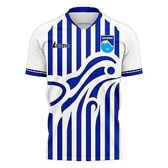 Pescara 2020-2021 الصفحة الرئيسية مفهوم كرة القدم كيت (Libero)