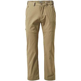 Craghoppers Mens Kiwi Pro Trousers Long Leg - Pebble - 30in