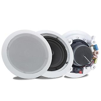 High Quality Built In 2-w Class D Amplifier - Powerful Stereo Speaker