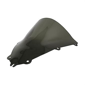 Airblade Light Smoked Double Bubble Screen for Yamaha YZF-R1 1998-1999