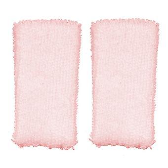Nuket Talo Vaaleanpunainen Käsipyyhesetti Miniatyyri 1:12 Vaa'an pyyhkeet KylpyhuoneEn lisävaruste