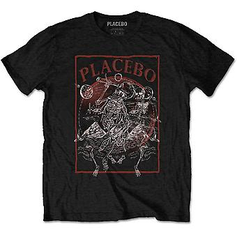 Placebo Astro Skeletons Official Tee T-Shirt Unisex