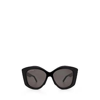 بالنسياغا BB0126S النظارات الشمسية الإناث السوداء