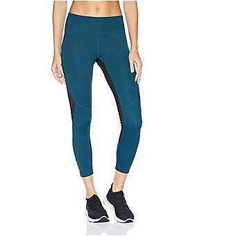 """Brand - Core 10 Women's (XS-3X) Colorblock High Waist Workout 7/8 Crop Legging - 24"""""""
