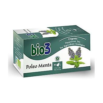 Bio 3 Peppermint Mint 25 infusion bags