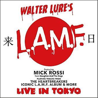 L.A.M.F. - Live In Tokyo [Vinyl] USA import