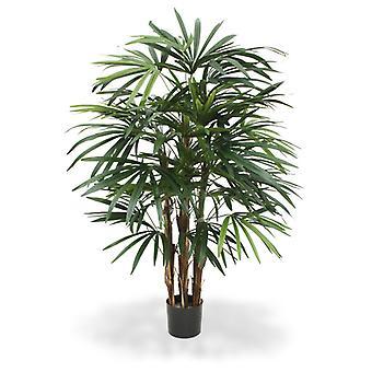 Kunstig Raphis Palm Deluxe 100cm