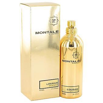 Montale Louban Eau De Parfum Spray von Montale 3,3 oz Eau De Parfum Spray