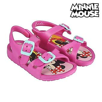 Beach sandals minnie mouse 73061 pink