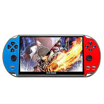 7 Inch Retro Handheld Game Console Ips Screen 8gb Built-in 2000+ Classic Games