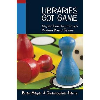 Libraries Got Game - Aligned Learning Through Modern Board Games - 978