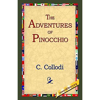 The Adventures of Pinocchio by C Collodi - 9781421806082 Book