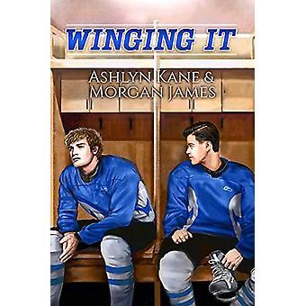 Winging It by Ashlyn Kane - 9781632166166 Book