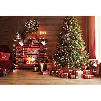 Perty, Julefotografering for baggrunde