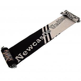 Newcastle United Scarf BW