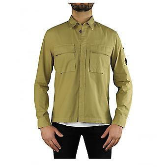 C.p. Company Camisa Cáqui
