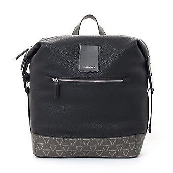 Valentino Audeer Backpack - Black