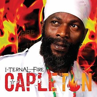 Capleton - I-Ternal Fire [CD] USA import
