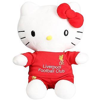 Liverpool FC Hello Kitty Pehmon lelu
