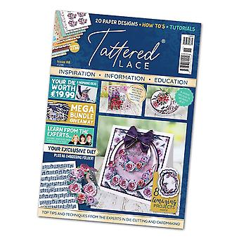 Tattered Lace Magazinen numero 88