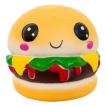 Glad hamburgare pressa stress relief leksak
