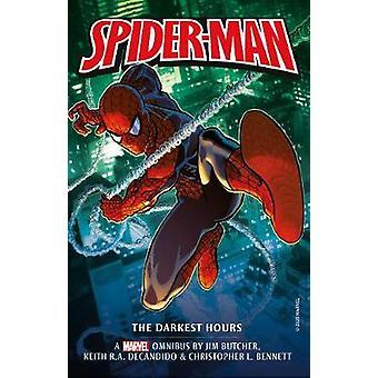 Marvel classic novels  SpiderMan The Darkest Hours Omnibus