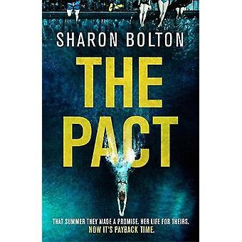 Het Pact Een duistere en dwangmatige thriller over geheimen privilege en wraak