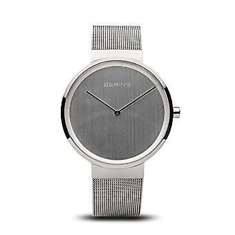 BERING Unisex Analog Quartz Wristwatch with Stainless Steel Strap 14539-000
