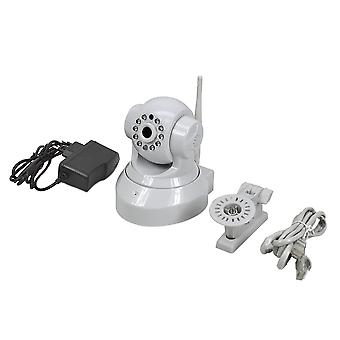 SmartHome SM460 عموم وإمالة كاميرا المراقبة SMB60 720p يمكن التحكم فيها عبر الإنترنت، وتسجيل الكاميرا على الهاتف