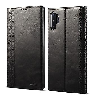 Wallet leather case card slot for iphonexs max black on85